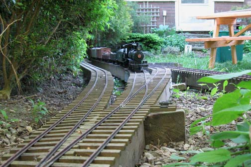 The Madoc and North Hastings Garden Railway